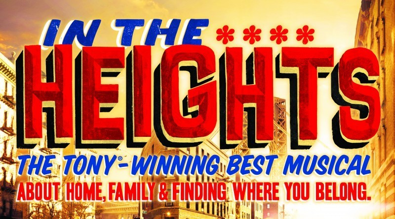 In The Heights Banner