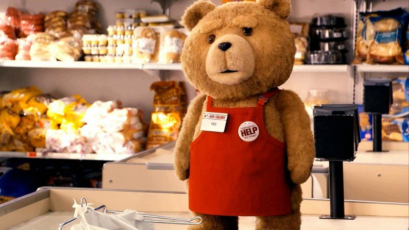 "Still from Universal's ""Ted"""