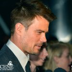 Josh Duhamel - Safe Haven Premiere