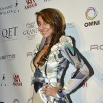 Anusha Dandekar at ANOKHI 10th Anniversary Gala Event
