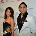 Anjula Acharia-Bath and Ranj Bath of Desi Hits! at ANOKHI 10th Anniversary Gala Event
