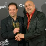 Ari Posner & Amin Bhatia - Canadian Screen Awards 2013 Industry Gala 2