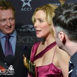 Bob Martin, Kim Cattrall & Don McKellar - Canadian Screen Awards 2013 Industry Gala 2