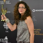 Jennifer Goldhar - Canadian Screen Awards 2013 Industry Gala 2