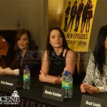 Jahmil French, Aislinn Paul, Erica Durance and Bianka Kamber - FanZone: 2013 Canadian Screen Awards