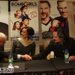 Brian Williams, Meg Tilly and Kim Coates - FanZone: 2013 Canadian Screen Awards