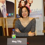Meg Tilly - FanZone: 2013 Canadian Screen Awards