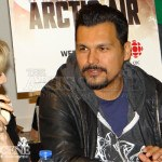 Kristin Lehman & Adam Beach - FanZone: 2013 Canadian Screen Awards