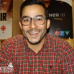 Ennis Esmer - FanZone: 2013 Canadian Screen Awards