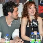 Adam Korson & Carrie-Lynn Neales - FanZone: 2013 Canadian Screen Awards