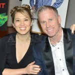 Naomi Snieckus & Gerry Dee - FanZone: 2013 Canadian Screen Awards