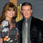 Tanya Callau & Alan Thicke - Canadian Screen Awards 2013