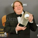 Don Carmody, Golden Reel Award winner for Resident Evil - Canadian Screen Awards 2013