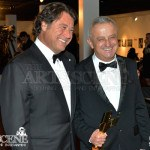 Robert Lantos & Victor Loewy - Canadian Screen Awards 2013