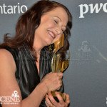 Wendel Meldrum - Best Actress TV Comedy - Less Than Kind - Canadian Screen Awards 2013