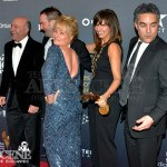 Kevin O'Leary, Mike Armitage, Arlene Dickinson, Lisa Gabriele, Bruce Croxon - Best Reality Show - Dragon's Den - Canadian Screen Awards 2013