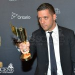 George Stroumboulopoulos - Best Host, TV Variety - George Stroumboulopoulos Tonight - Canadian Screen Awards 2013