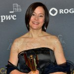 Meg Tilly - Best Actress, TV Drama - Bomb Girls - Canadian Screen Awards 2013