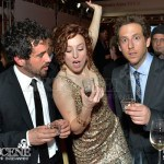 Adam Korson, Carrie-Lynn Neales & Matt Baram - Canadian Screen Awards 2013