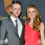 Sara Canning - Canadian Screen Awards 2013
