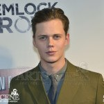 Bill Skarsgard - Hemlock Grove Toronto Red Carpet Premiere