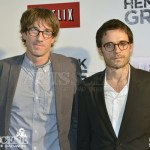 Lee Shipman & Brian McGreevy - Hemlock Grove Toronto Red Carpet Premiere