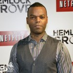 Demore Barnes - Hemlock Grove Toronto Red Carpet Premiere