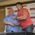 Rob Ford and Hulk Hogan - Fan Expo 2013