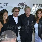 Michael Budman, Michael Bolton and Diane Bald - Artists for Peace and Justice Luncheon 2013
