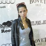 Caitlin Cronenberg - Artists for Peace and Justice Luncheon 2013