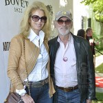 Lynne St. David & Norman Jewison - Artists for Peace and Justice Luncheon 2013