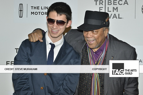Justin Kauflin & Quincy Jones