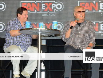 Fan Expo 2014: Tada da da BATMAN! Q&A with Adam West and Burt Ward!