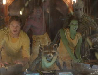 Guardians of the Galaxy (2014) – Film Review