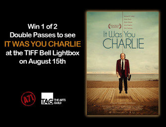 Win a Double Pass to see 'It Was You Charlie'