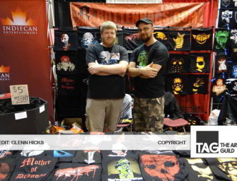 Fan Expo 2014: Rue Morgue Festival of Fear at the Expo