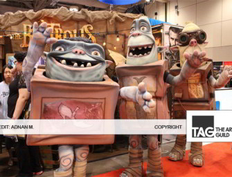 Fan Expo 2014: Day 4 in Photos