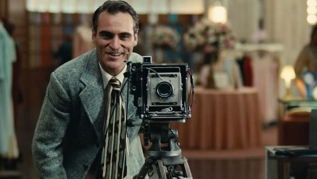 Joaquin Phoenix - The Master