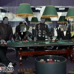 Poker table from Casino Royale (2006)