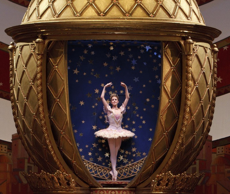 Heather Ogden in The Nutcracker | Photo Credit: Bruce Zinger