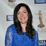 Emilie Claire-Barlow - ACTRA Awards 2013