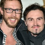 Kris Holden-Ried and Paul Amos - ACTRA Awards 2013