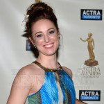 Carrie-Lynn Neales - ACTRA Awards 2013