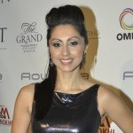 Veronica Chail at ANOKHI 10th Anniversary Gala Event