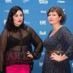 Lucy Gervais & Sara St. Onge - Molly Maxwell Red Carpet
