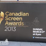 Canadian Screen Awards Poster - FanZone: 2013 Canadian Screen Awards