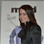 Erica Durance - FanZone: 2013 Canadian Screen Awards