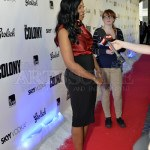 Lisa Berry - The Colony Red Carpet Premiere