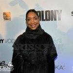 Gina Torres - The Colony Red Carpet Premiere