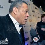 Laurence Fishburne - The Colony Red Carpet Premiere